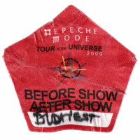 depeCHe MODE - Live In Budapest 2009 - Backstage Pass